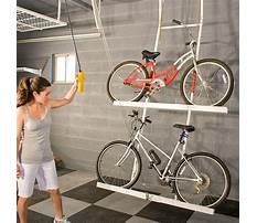 Best Garage ceiling bike storage ideas