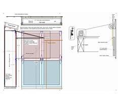 Best Garage door plans aspx files