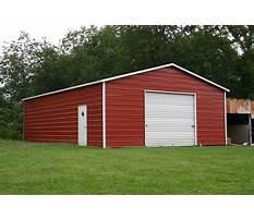 Best Garage packages florida
