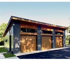 Best Garage plans modern