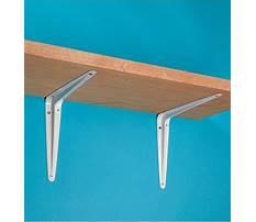 Best Garage shelves brackets