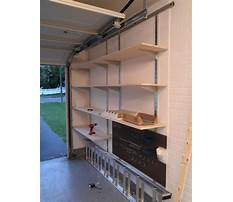 Best Garage storage shelves wall mount