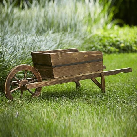 Garden Decorative Wheelbarrows For Sale