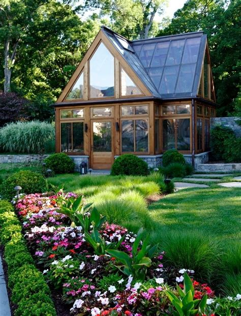 Garden Greenhouse Ideas