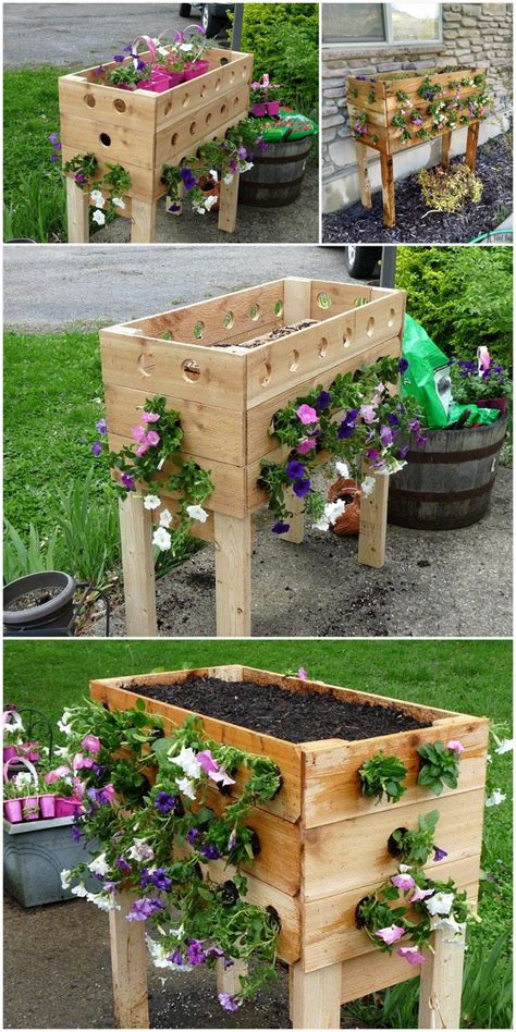 Garden Planter Box Diy