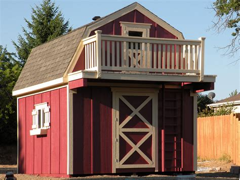Garden Shed Playhouse Plans