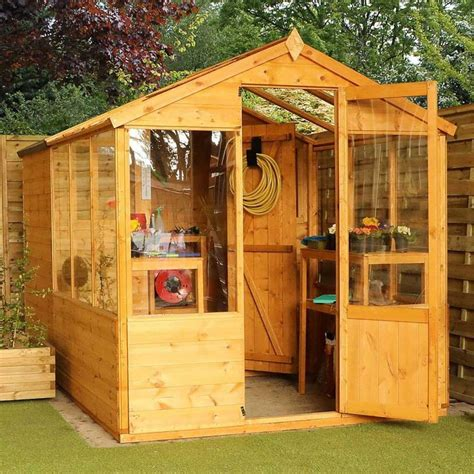Garden Shed Storage Ideas Uk