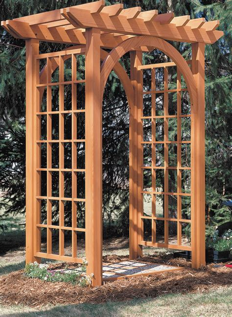 Garden-Arbor-Woodworking-Plans