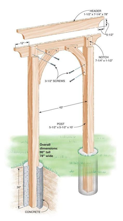 Garden-Arch-Plans