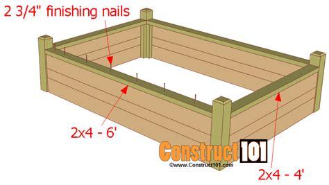 Garden-Bed-Plans