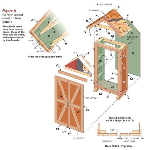 Garden-Closet-Plans