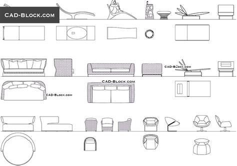 Garden-Furniture-Plan-Cad-Block