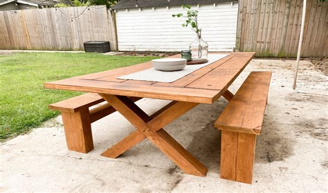 Garden-Table-Building-Plans