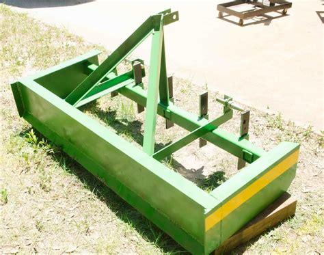 Garden-Tractor-Box-Blade-Plans