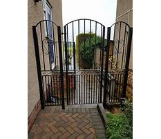Best Garden arches with gates uk