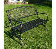 Best Garden benches for outdoors
