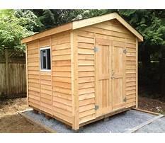 Best Garden shed 8x8