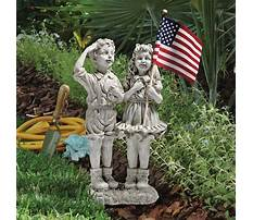 Best Garden statues of children