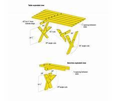 Best Garden table plans.aspx