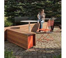 Best Garden table with bench seats.aspx