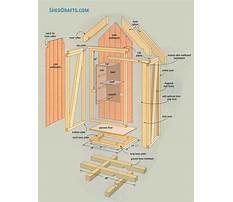 Best Garden tool storage shed plans