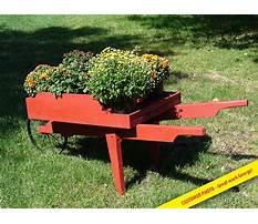 Best Garden wheelbarrow woodworking plan.aspx