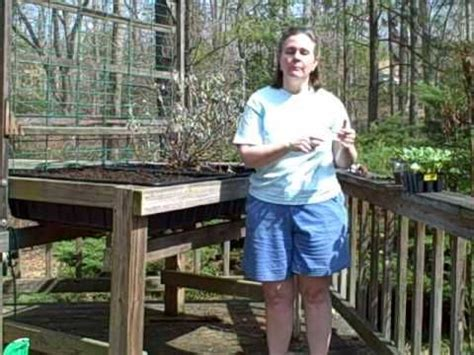[click]gardenrack   The Waist High Raised Bed Garden System .