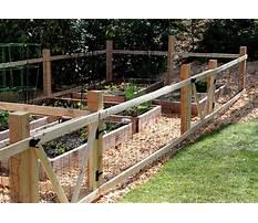 Best Gardens within garden fencing ideas pictures
