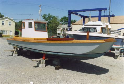 Garvey Clam Boat Plans