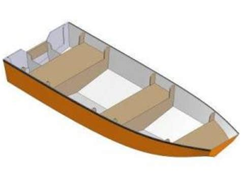 Garvey Flex Boat Plans