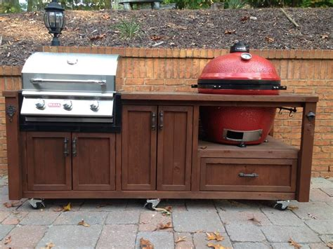 Gas-Grill-Table-Plans