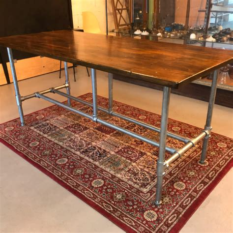 Gate Leg Table Diy Pipe