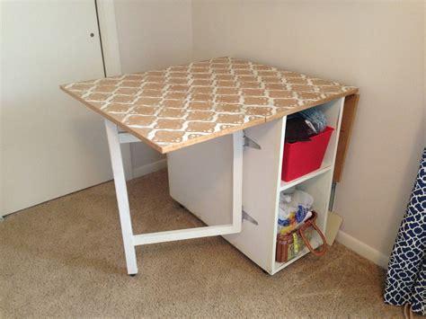 Gateleg-Sewing-Table-Plans