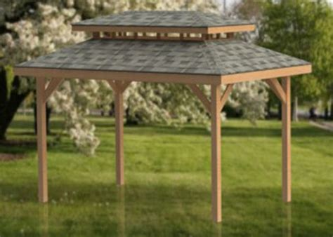 Gazebo Designs And Plans 16