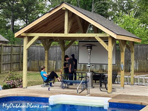 Gazebo-Vinyl-Playhouse-Diy