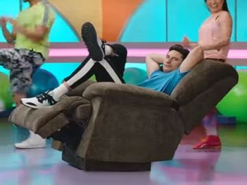 Geico Commercial Guy In Recliner