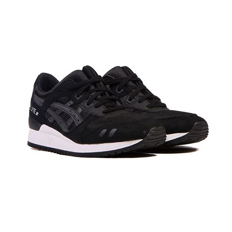Gel-Lyte III Men's Shoes Black h7m3l-9090