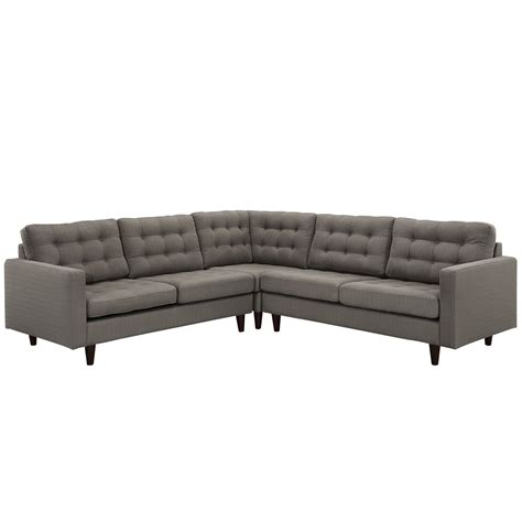 Gelb Empress Sectional