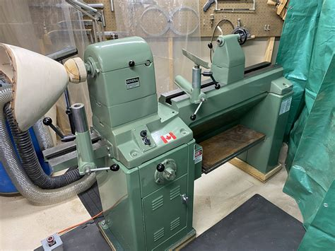 General Woodworking Tools Lathe