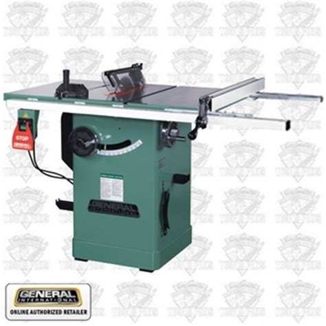 General-Woodworking-Machinery-Table-Saw