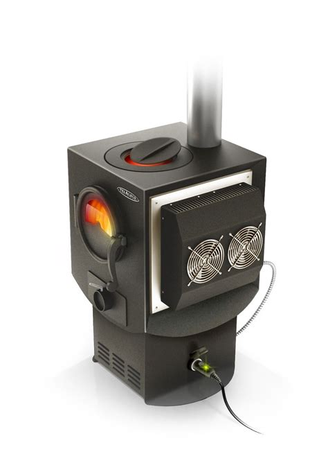 Generating Electricity From Wood Stove