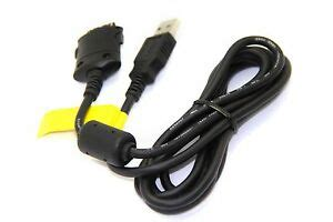 Genuine OEM USB Charger+Data SYNC Cable Cord Lead For Samsung CAMERA NV7 NV15 i5