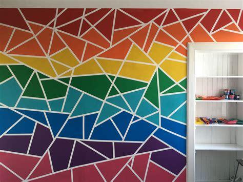 Geometric-Wall-Art-Diy
