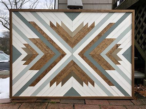 Geometric-Wood-Wall-Art-Plans