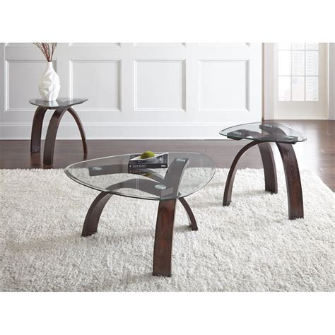 George 3 Piece Coffee Table Set