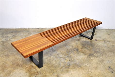 George-Nelson-Slat-Bench-Plans