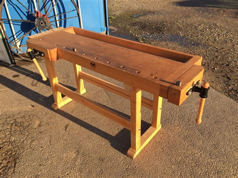 German-Woodworking-Bench