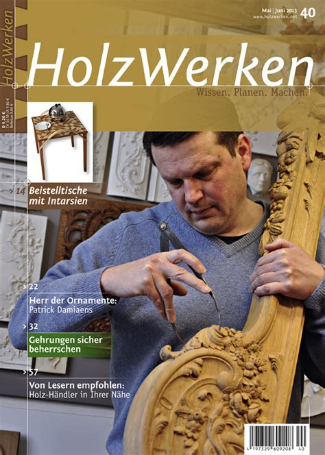 German-Woodworking-Magazine