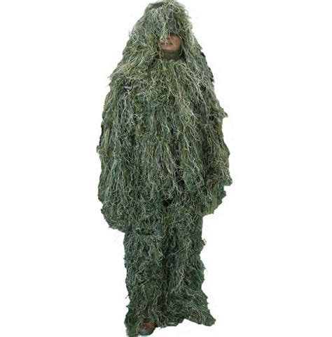 Ghillie Suits  Camouflage March 2007.