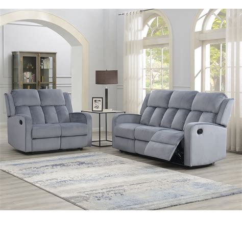 Gholson Upholstered 2 Piece Living Room Set